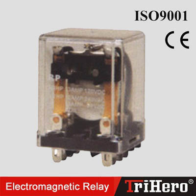 Mini Electromagnetic Relay RP-2P - China Sanying Electric